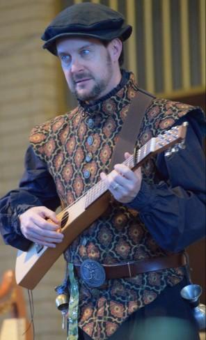 Bardic Champs Guitar